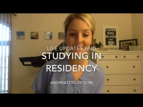 How I Study In Residency