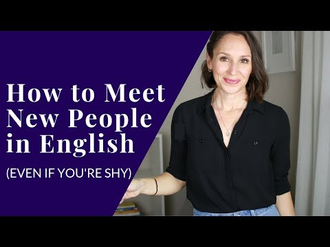 Networking & How to Meet People Easily in English (Even If You're Shy)
