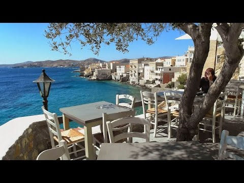 Greek Documentary about Syros island and Syros Delight
