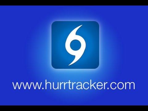Hurricane Tracker App Video Overview