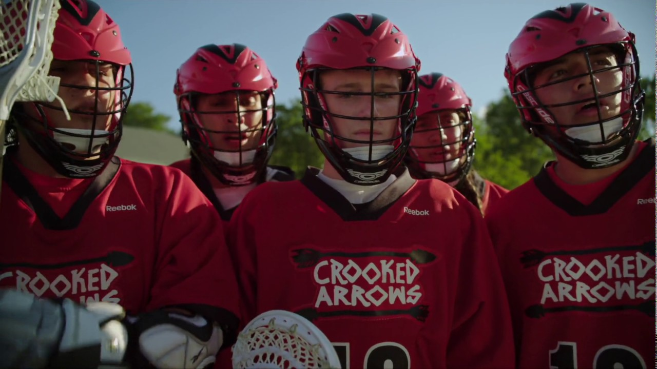 Download A fierce lacrosse match with an unexpected ending