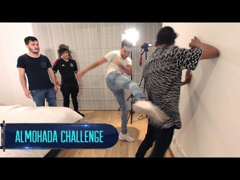 Almohada Challenge I Mario Ruiz I Harold Y Benny I Sebas DIce