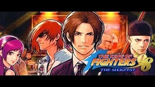 KING OF FIGHTERS 98,KYO VS OMEGA RUGAL Thumbnail