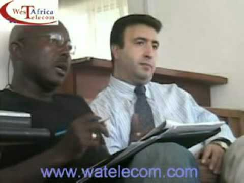 West Africa Telecom - W.A.T - Liberia