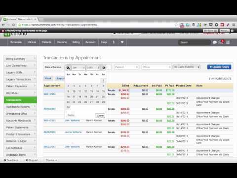 Demo: Learn Medical Billing in One Hour // drchrono EHR