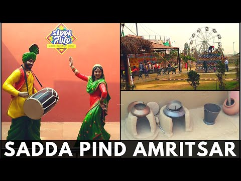 Sadda Pind Amritsar | Experience the Village Tour