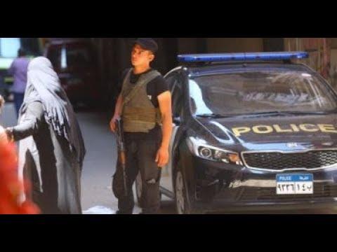 أخر النهار - وزارة الداخلية تلقي القبض على خلية إرهابية في منطقة أرض اللواء بعد تبادل أطلاق النار
