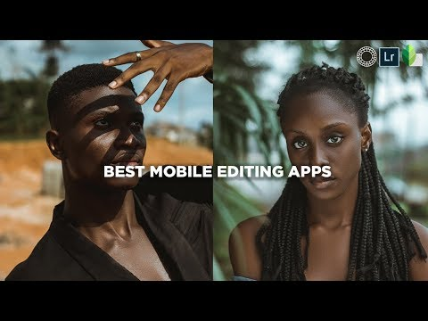 TOP 3 PHOTO EDITING APPS FOR MOBILE 2019 - Mobile Photography Tutorial thumbnail