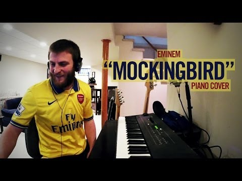 "Eminem ""Mockingbird"" (Cover)"