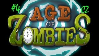 Age of Zombies cz PSP #4 Let?s Play