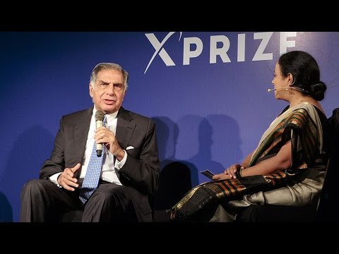 Ratan Tata, Zenia Tata: Unleashing India's innovators