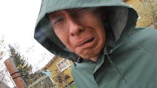 Как снимался клип Ленинграда - дача! Осторожно МАТ!