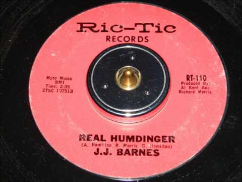 JJ Barnes - Real Humdinger