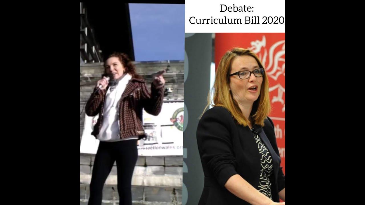 Debate: Curriculum Bill 2020.