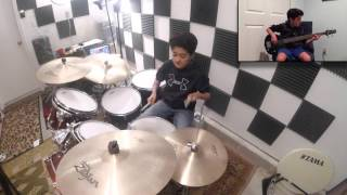 Baixar Bent Nails, Snarky Puppy : Cover by Raghav, 11 year old drummer