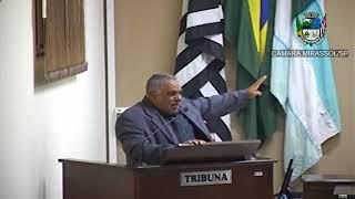 17ª Sessão Ordinária - Vereador Mineiro