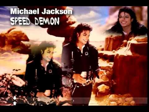 Speed Demon (Michael Jackson) Karaoke