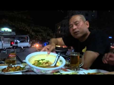 กินสะใจอาหารในมัณฑะเลย์ Mandalay food