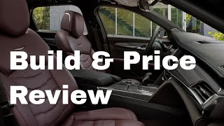 2019 Cadillac CT6 Sport AWD Sedan - Build & Price Review: Configurations, Interior, Features, Specs