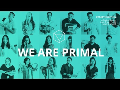 We Are PRIMAL | Digital Marketing Agency Bangkok