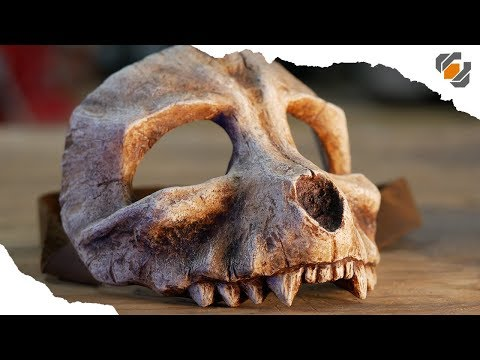 Molding & Casting MASKS! - Mask MADNESS Part 2