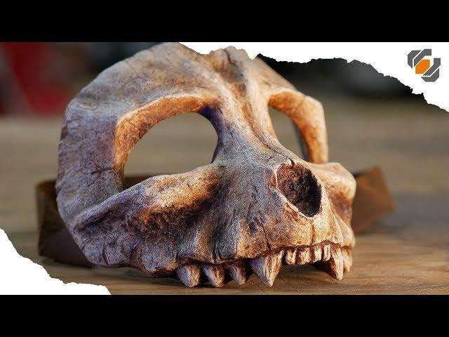 Molding Casting Masks Mask Madness Part 2 Youtube