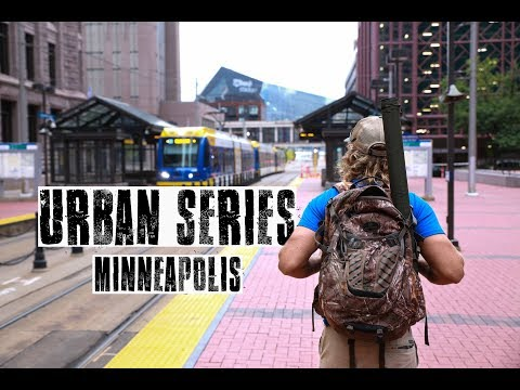 Urban Series: Fly Fishing Minneapolis