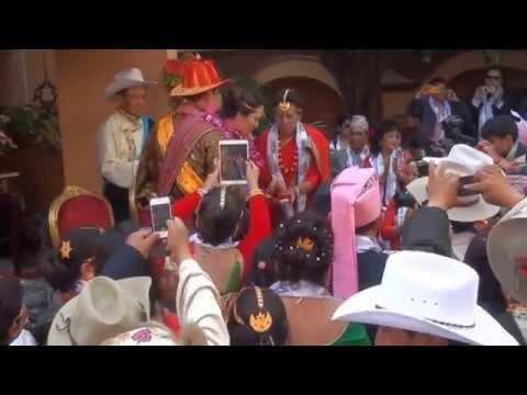 Wedding ceremony of Sonam Sherpa and Shristi Limbu