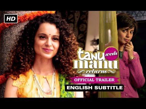 Tanu Weds Manu Returns | Official Trailer with English Subtitle | Kangana Ranaut, R. Madhavan