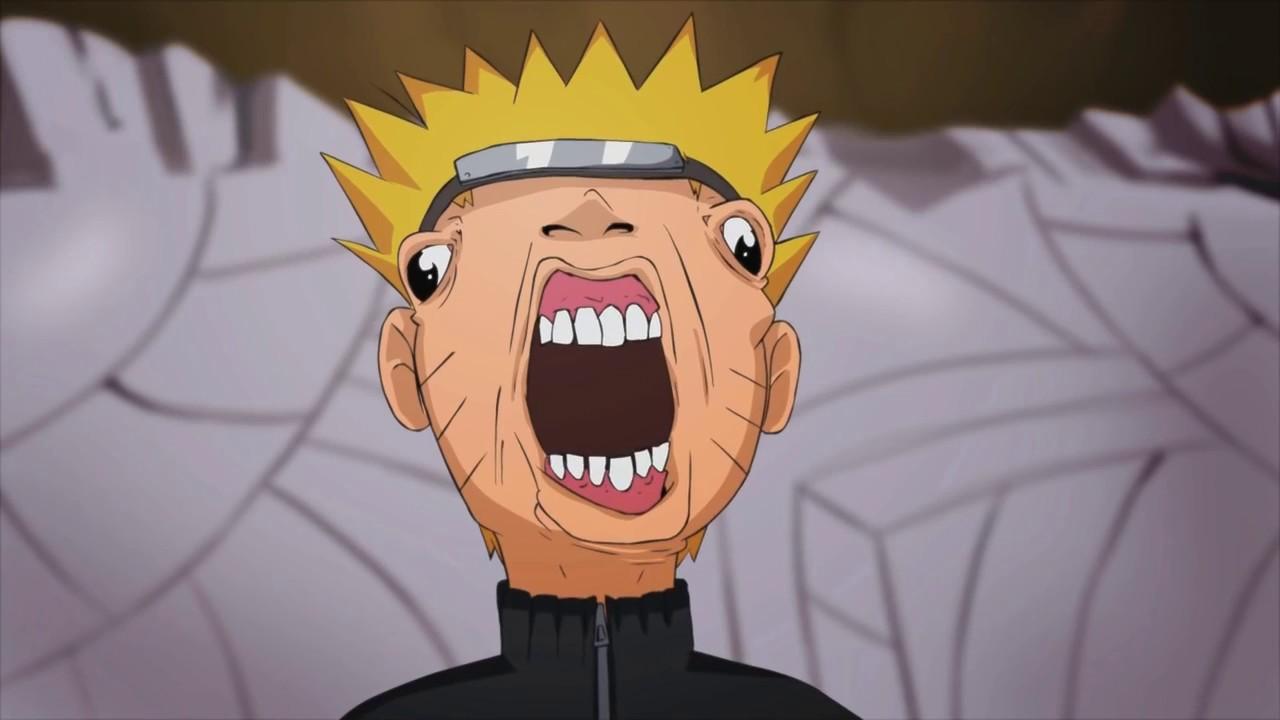 Смешные аниме картинки из наруто