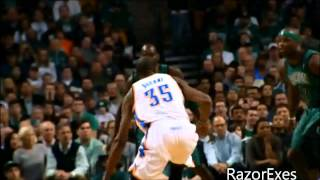 kevin durant okc mix roll up