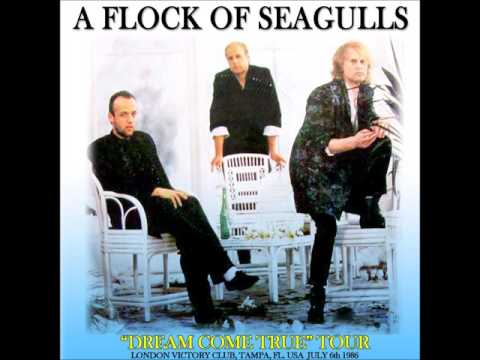 A Flock Of Seagulls - Live July 6, 1986 Tampa, FL.