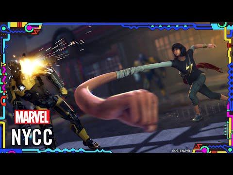 Marvel's Avengers — Kamala Khan Character Spotlight @ NYCC 2019!