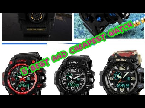 Top 5 Best Watches Under 500 | Cheapest Price Watches | Top 5 Best Budget Watches Under 500 |