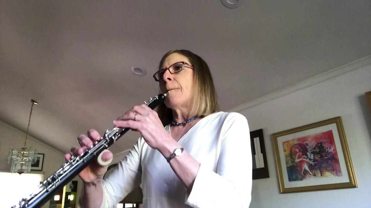 Diablo Symphony Orchestra Oboe Youtube