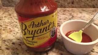 Arthur Bryant's BBQ Sauce Review