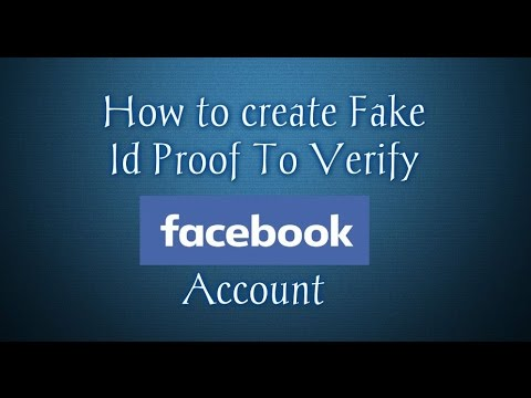 Fake fb id and password generator | Fake Identity Generator