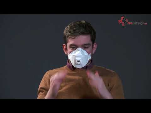 Face Masks for Coronavirus: How to Apply an FFP3 Mask