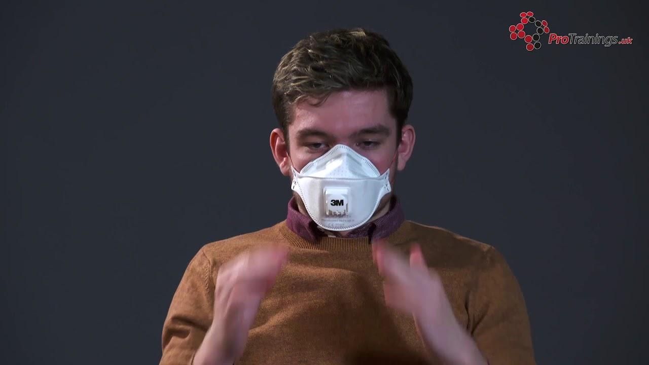 masque ffp3 medical coronavirus