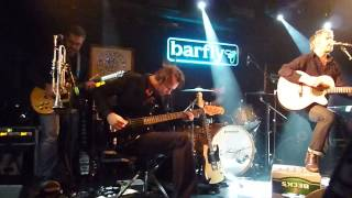 These days are mine live, I Am Kloot @ Camden Barfly