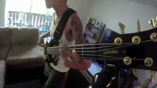 "Periphery ""New Groove"" GoPro bass cover"