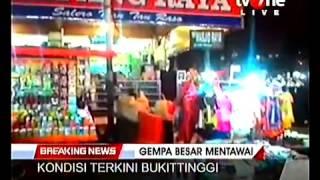 Gempa Bumi Di Mentawai Sumatera Barat 7,8 SR Potensi Sunami 2 Maret 2016 Berita Terbaru Ha