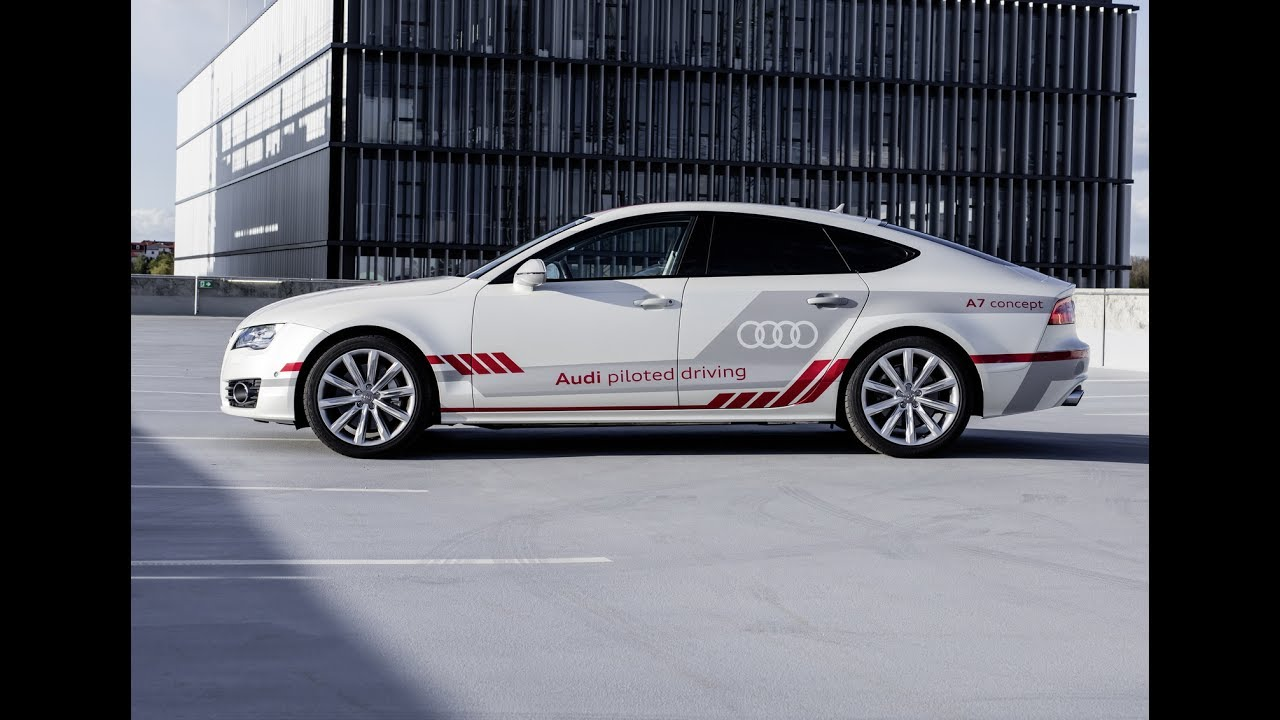 Audi Piloted Driving >> Audi A7 Jack Avec Piloted Driving