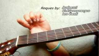 How to play Di Na Mababawi - Sponge Cola (Guitar tutorial) chords and strumming