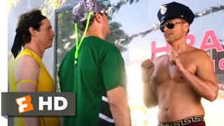How to Be a Latin Lover (2017) - You're Under Arrest Scene (9/10) | Movieclips
