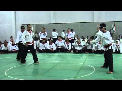 Tanding Getaran Merpati Putih (Master Of the Master 2011 di Baturaden Kabupaten Banyumas)