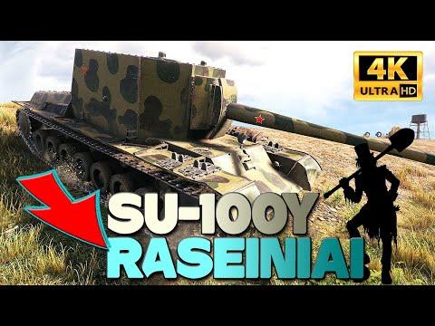 SU-100Y: This happens