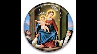 Santa Messa in onore della Madonna del Rosario Giovedì 7 ottobre 2021 ore 11.00