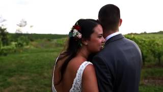 Elena & Chris's Wedding Day | Sneak Peek
