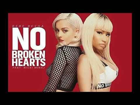 Bebe Rexha - No Broken Hearts Ft. Nicki Minaj (Official Studio Acapella) HD Quality